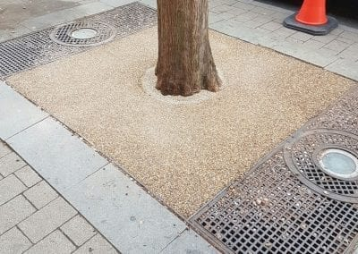 Tree Pit in Sheffield for Amey