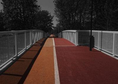 Lea Bridge Road Quietway
