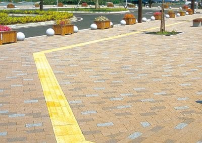 Tactile Pavers