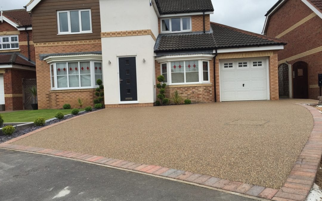 Permeable Paving Options: Add 10% To The Value of Your Home!