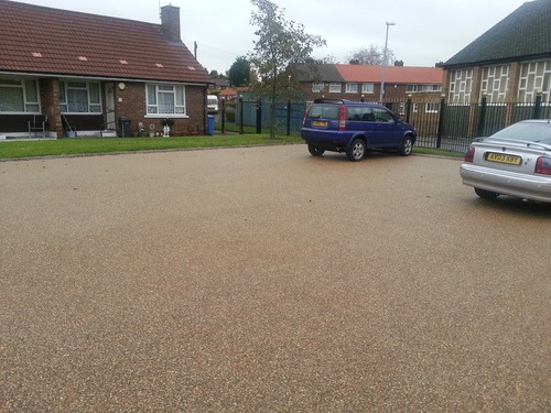 Sudstech Permeable Paving in Salford
