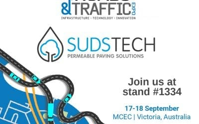 Sudstech at the National Roads & Traffic Expo 2019
