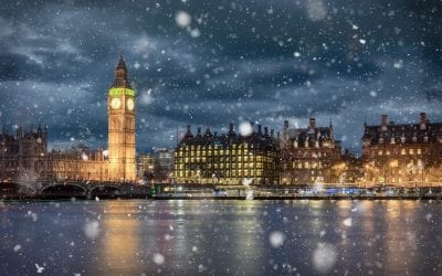 BEAST FROM THE EAST RETURNS – COLDEST WINTER IN 30 YEARS